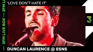 Duncan Laurence Live Met 'Love Don't Hate It' In De Martinikerk | 3FM Live | NPO 3FM