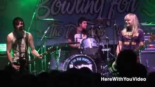 "The Dollyrots ""Because I'm Awesome"" LIVE in U.K. October 26, 2012 (8/9)"