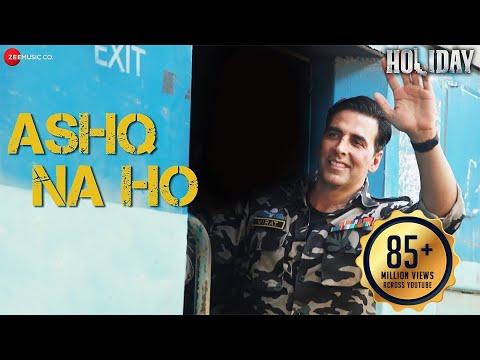 Ashq Na Ho - Holiday Full Video Song ft. Arijit Singh | Akshay Kumar, Sonakshi Sinha | HD 1080p
