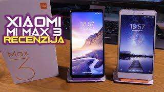 Xiaomi Mi Max 3 recenzija - s velikim ekranom, idealan za gledanje filmova i video igre (16.09.2018)