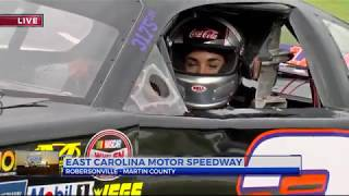 East Carolina Motor Speedway Live Special Feature