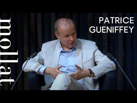Rencontre avec Patrice Gueniffey - Napoléon et De Gaulle : deux héros français