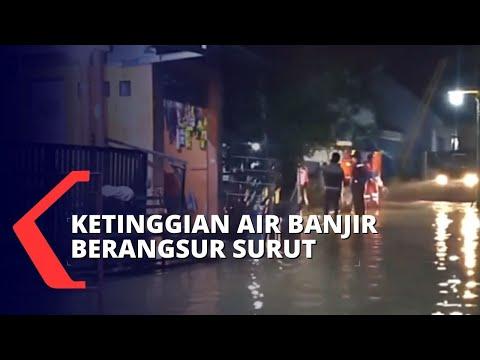 Banjir di Kabupaten Indramayu Berangsur Surut, Warga Mulai Kembali ke Rumah