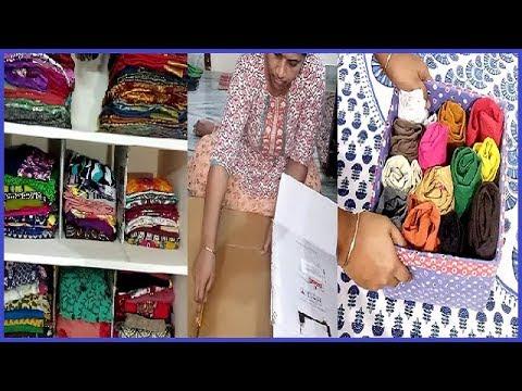 Women Closet Organization ll How to Organize a Closet ll Closet Storage Ideas ll Closet systems
