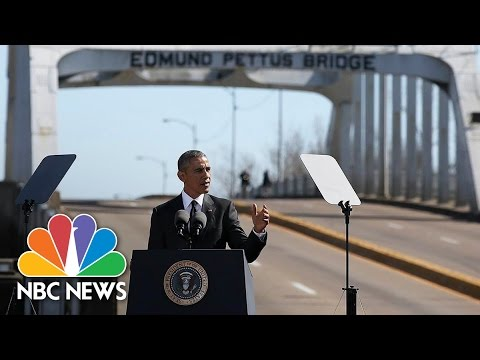 President Barack Obama's Greatest Speeches   NBC News