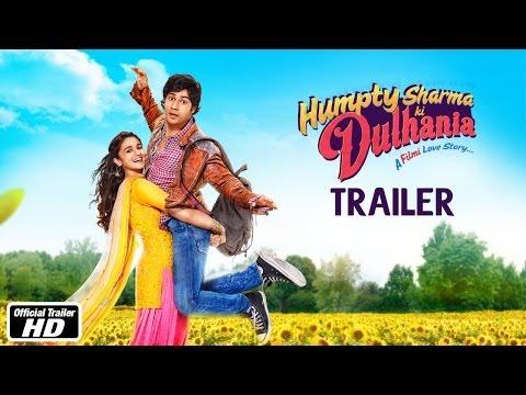 Humpty Sharma Ki Dulhania - Official Trailer | Varun Dhawan, Alia Bhatt