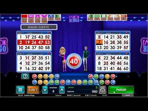 Bingo Fashion - Juego de Bingo Gratis