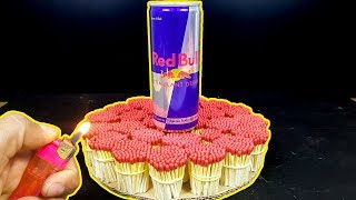 EXPERIMENT Match Vs Red-bull