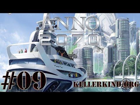 ANNO 2070 [HD] #009 – Ein Leben in Frieden? ★ Let's Play ANNO 2070