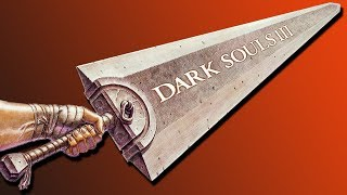 Великий меч // Dark Souls 3 нарезка #3