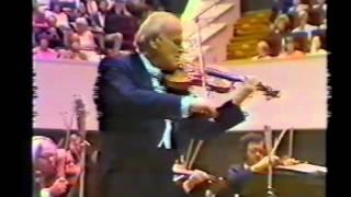 布垃姆斯 : 小提琴協奏曲 Brahms : Violin Concerto 曼奴軒 Yehudi Menuhin