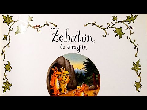 Zebulon Le Dragon (Gallimard Jeunesse)