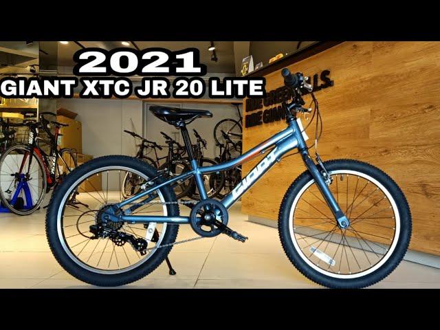 Видео Велосипед Giant XtC Jr 20 Lite Blue Ashes