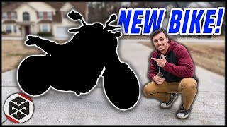NEW BIKE REVEAL!!