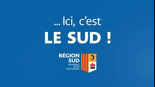 Campagne d'affichage La Région Sud.  .
