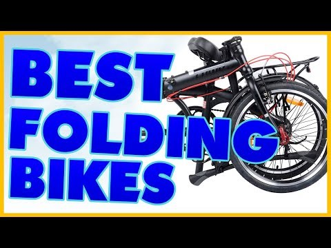 10 Best Folding Bike Reviews 2017