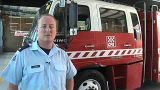 preview picture of video 'Geelong City Fire Station Tour'