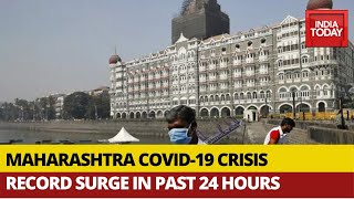COVID-19 Outbreak: Maharashtra Sets New Record With Biggest Single-Day Jump Of 6,330 Cases - Download this Video in MP3, M4A, WEBM, MP4, 3GP