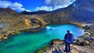 Tongariro Alpine Crossing, New Zealand