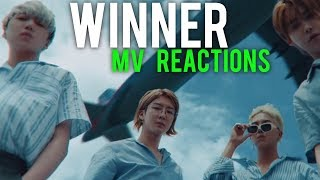 """""""LOVE ME LOVE ME"""" On This """"ISLAND"""" With WINNER (MV Reaction)"""