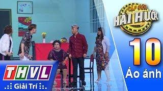 THVL | Cặp đôi hài hước Mùa 2 – Tập 10[5]: Gia đình vui vẻ - Võ Tấn Phát, Akira Phan