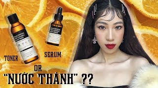 [ Review & Giveaway] Some By Mi Galactomyces bản dupe của SK2? [ Vanmiu Beauty ]