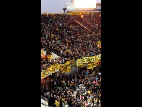 """""""Hinchada de Peñarol"""" Barra: Barra Amsterdam • Club: Peñarol"""