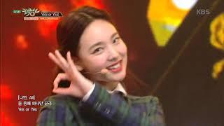 뮤직뱅크 Music Bank - YES or YES - TWICE(트와이스).20181116