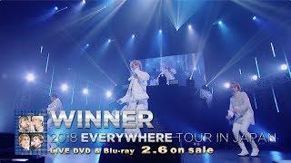 WINNER - RAINING (WINNER 2018 EVERYWHERE TOUR IN JAPAN)