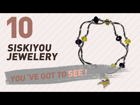 Siskiyou Jewelery Collection For Women // UK New & Popular 2017