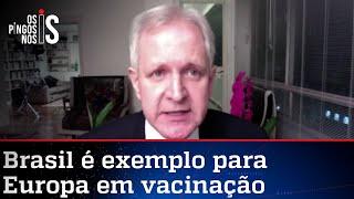 Augusto Nunes: Países criticam o Brasil e não olham a própria situação