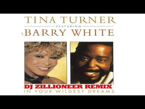 Tina Turner & Barry White feat Antonio Banderas - In Your Wildest Dreams (DJ Zillioneer Remix)
