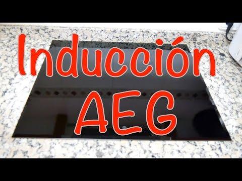 Placa de inducción AEG HK674400FB (4K UHD) - Escondite de RacheL