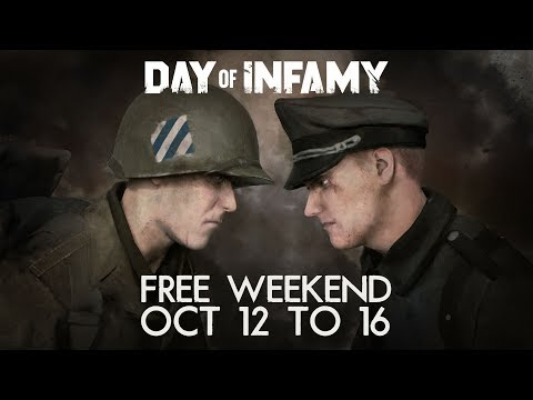 A Good Old Tactical Time - Day of Infamy Free Weekend and 50% Sale!