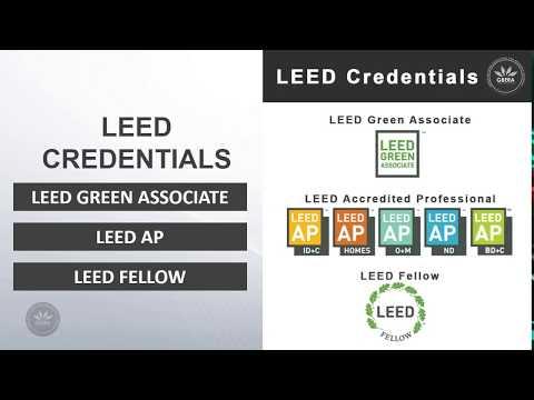 LEED Green Associate V4 | Exam Prep comprehensive Course ...