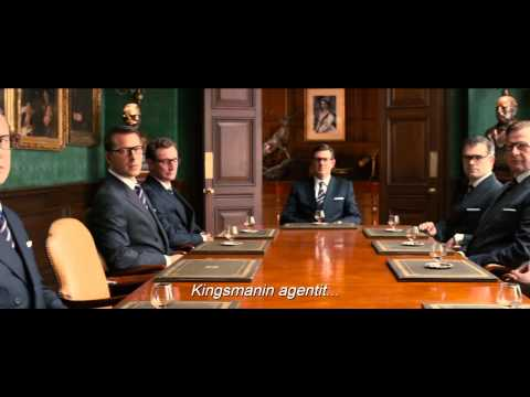 Subleffa: Kingsman: Salainen palvelu