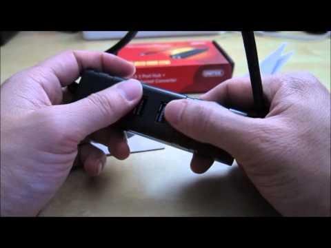 Unitek 3-Port USB 3 0 Hub and Gigabit Ethernet Adapter Review
