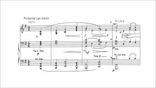 """Ralph Vaughan Williams - """"49th Parallel"""" theme song (audio + sheet music)"""