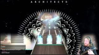 Architects - Gravedigger (Guitar Hero: Live, Expert, 100% Full Combo)