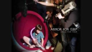 Stand In The Spotlight - Armor For Sleep (w/ lyrics in the sidebar)