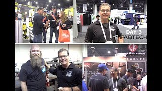 Fabtech 2018 Highlights & Preheat Meetup