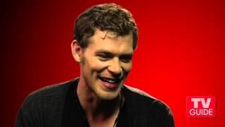 Interview de Joseph pour TV Guide