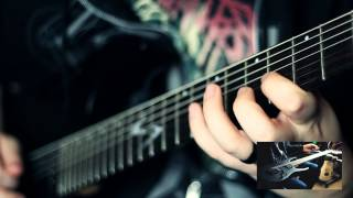 Keith Merrow- Evertune 7-String Bridge Demo, VGS Guitar