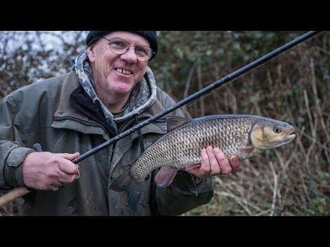 Døbelfiskeri med Terry Theobald