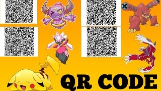 Hoopa  - (Pokémon) - Tuto pokemon : avoir hoopa volcanion facilement sans powersave !! XY ROSA