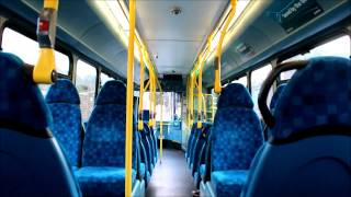 preview picture of video 'Arriva Buses Wales CX54 EPJ'