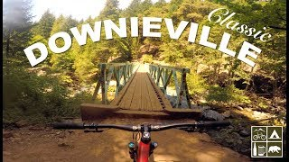 Downieville Classic Trail guide.