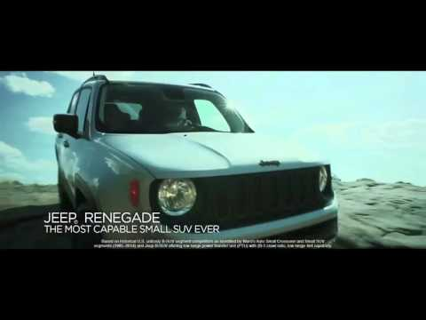 "JEEP RENEGADE ""Point Break"" Commercial - Los Angeles, Cerritos, Downey CA - 2015 BLACK FRIDAY SALE"