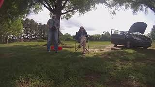 First FPV flight in Raleigh