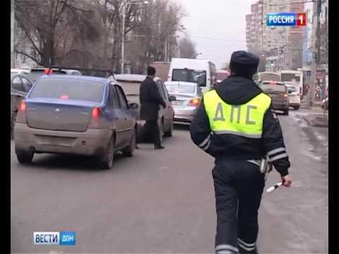 Ростовчанам напоминают: за нарушение ПДД штраф грозит и пешеходам и водителям